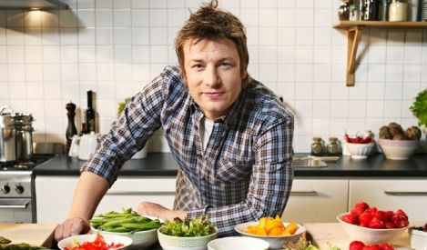Chorizo in paella? Go back to cooking school Jamie Oliver