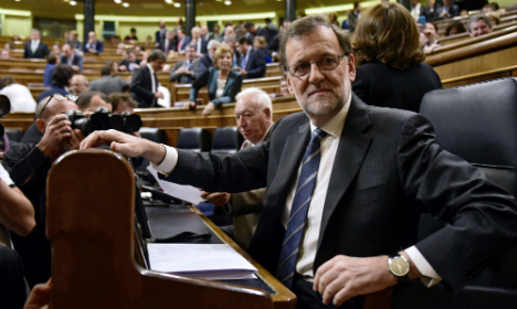 Spain's conservatives set to re-take power