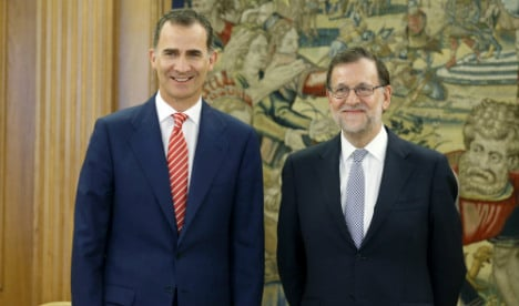 King to make last minute push to avoid third vote in Spain