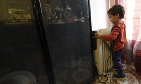 Light, water and heat become a luxury for millions in Spain