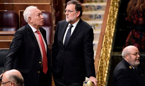 Ex-PP foreign minister slams Rajoy's Catalonia strategy