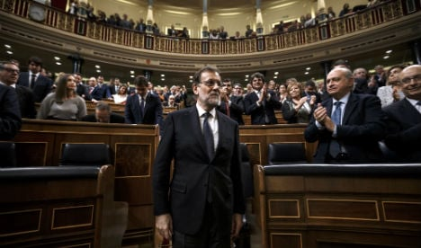 Ten months with no govt yet Spain's economy still growing