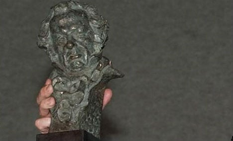 Cash-strapped scriptwriting brothers attempt to flog off Goya award