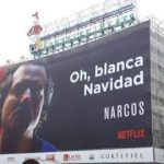 Colombia asks Madrid to remove Netflix 'Narcos' billboard