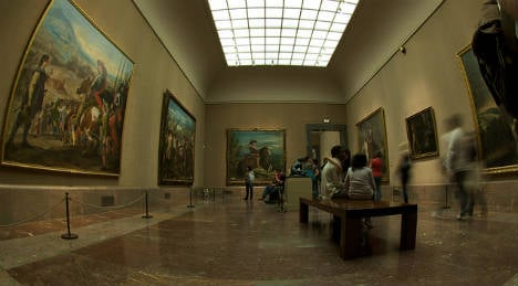 Director of Spain's Prado museum to leave post after 15 years