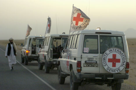 Spanish Red Cross worker kidnapped at gunpoint in Afghanistan