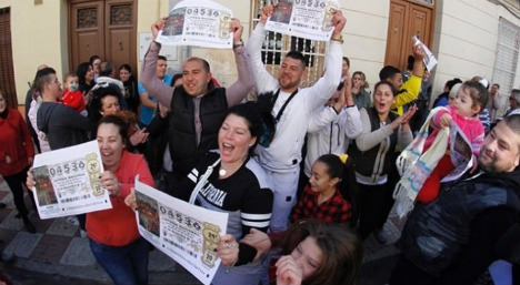 Spain's Christmas lottery showers fortune on 'communists' in struggling town