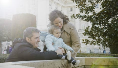 The perks and quirks of having a baby in Spain