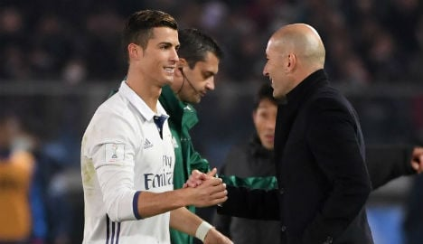Real Madrid to keep Ronaldo fresh by not playing him