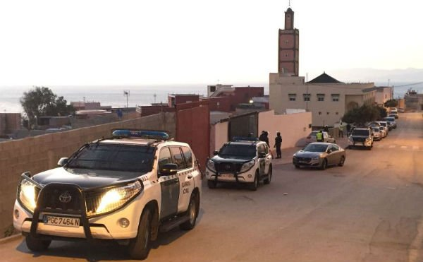 Two people arrested in Ceuta over connections to Islamic State group