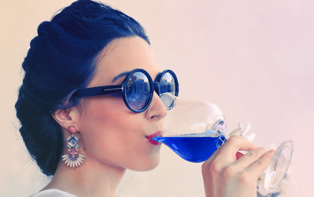 Red, white, but not blue: Spain bans wine because it's the wrong colour