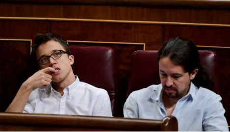 Spain's Podemos struggles with bitter internal divisions