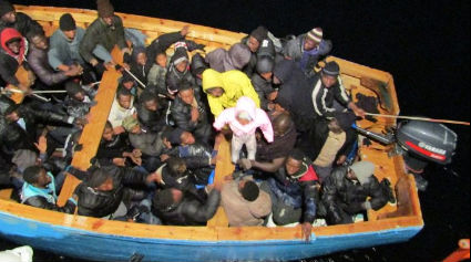 Nine migrants feared drowned off Spain's Canary Islands