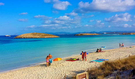 These are Spain's top ten beaches