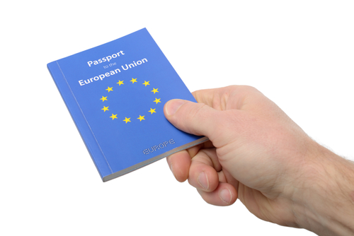 'Choose Freedom': EU passport campaign launched across Europe