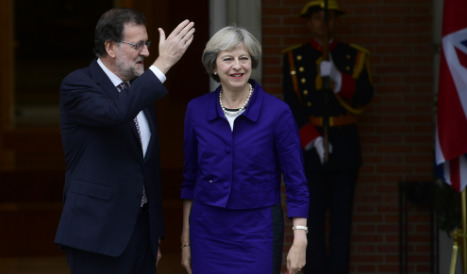 Spain will seek deal for expats post-Brexit (But wants joint-sovereignty for Gibraltar)