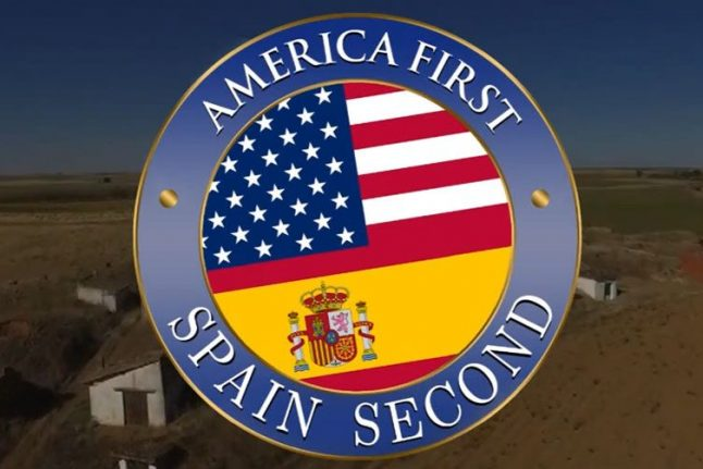 WATCH: Spain's message to President Trump