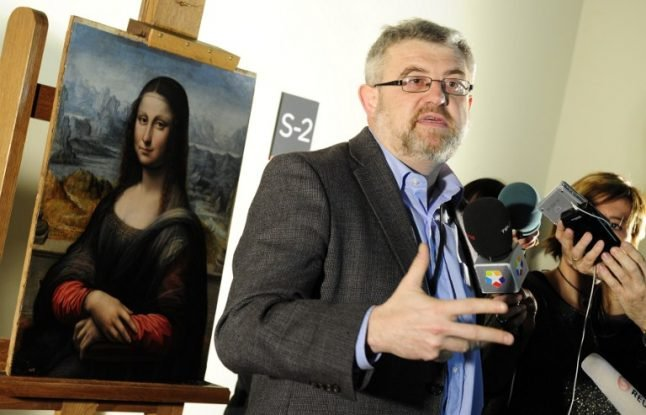 Madrid's Prado museum gets first new boss in 15 years