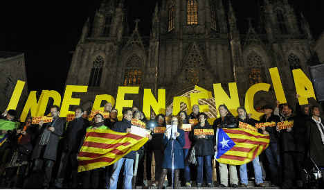 Catalonia approves budget that funds independence referendum