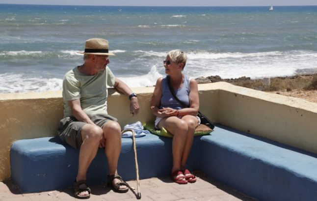 What a 'no deal' Brexit would mean for healthcare of British pensioners in Spain