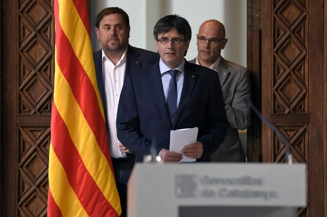 Catalonia asks Spanish government for independence referendum (again)
