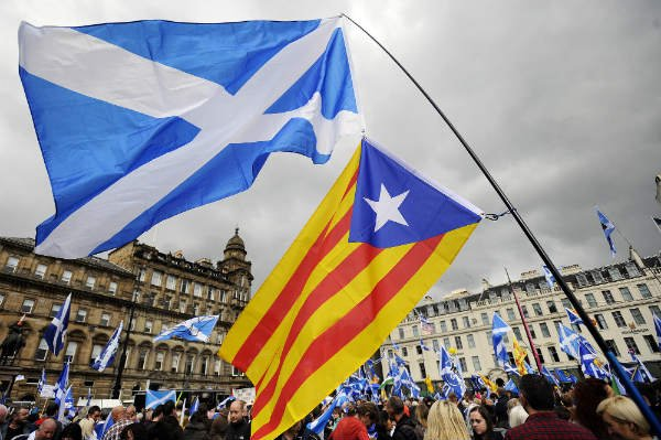 Would Spain ever allow an independent Scotland to join the EU?