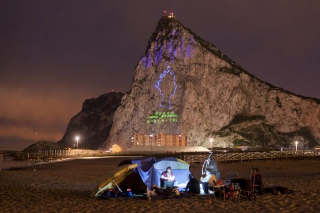 Brexit causes anguish on Gibraltar