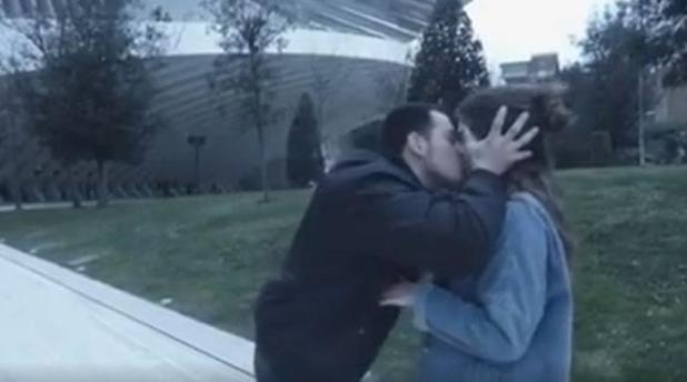 YouTuber accused of sexual assault for 'stealing kisses' in the street