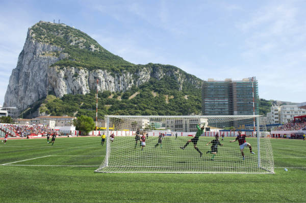Gibraltar 'coming home' with new stadium deal