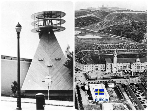 Why a Swedish gift to Barcelona is still causing a fuss 90 years later