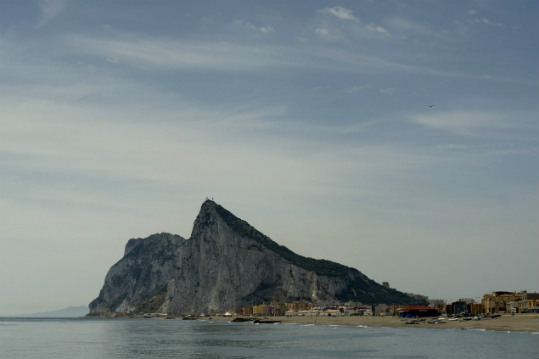 Britain to protest unlawful incursion by Spanish warship in Gibraltar waters