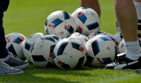 Football coach detained in Spain in match-fixing probe