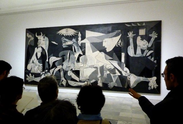 Picasso's darkness on display in major new Madrid show