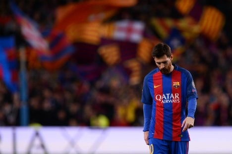 'Blood, sweat and tears' not enough for beaten Barça