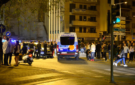 Outbreak of panic mars Spanish Good Friday processions