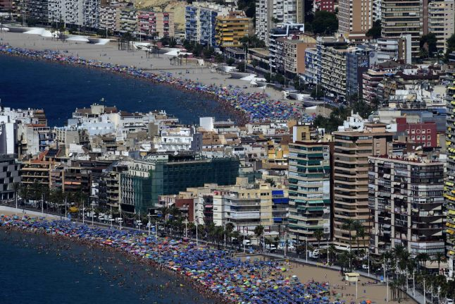 British woman falls to her death from flat in Spain