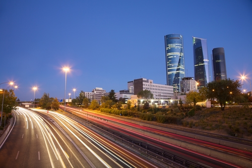 Spain notches up steady economic growth