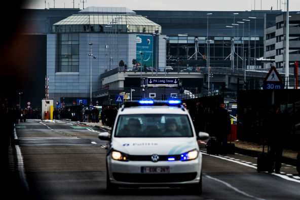 Two alleged jihadists arrested in Barcelona admit being at Brussels airport during attack