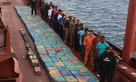 Spanish police seize 5.5 tonnes of cocaine in 'one of biggest busts' ever