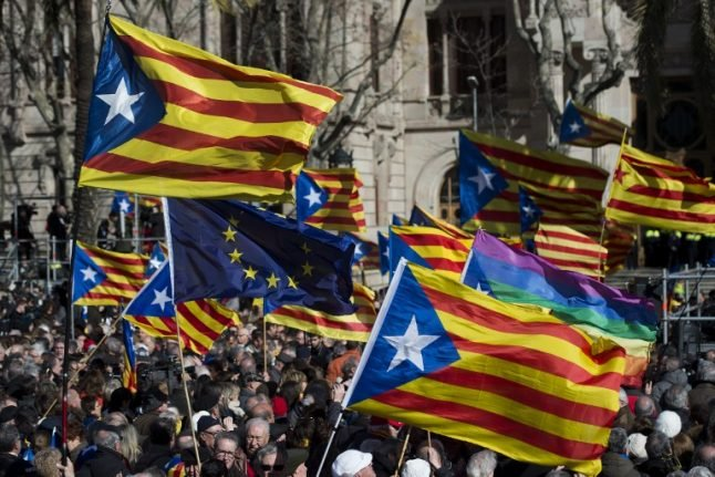 Spain urges Catalan leader to debate independence in parliament