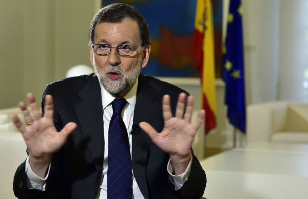 Spanish Prime Minister will take stand in corruption trial