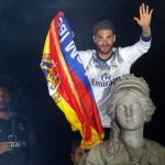 In pics: Celebrations as Real Madrid win title