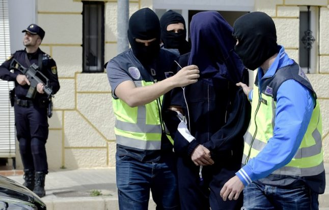 Two 'dangerously radicalized' men with links to ISIS arrested in Madrid