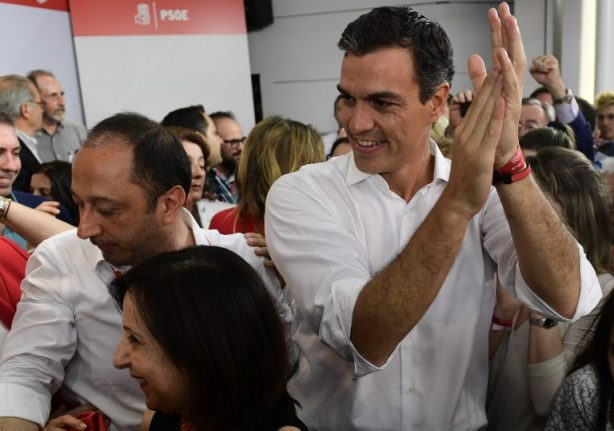 Spain's Socialist Pedro Sanchez just made a stunning comeback