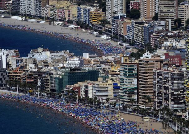 Spain's hotels clamp down on holidaymakers' bogus food poisoning claims
