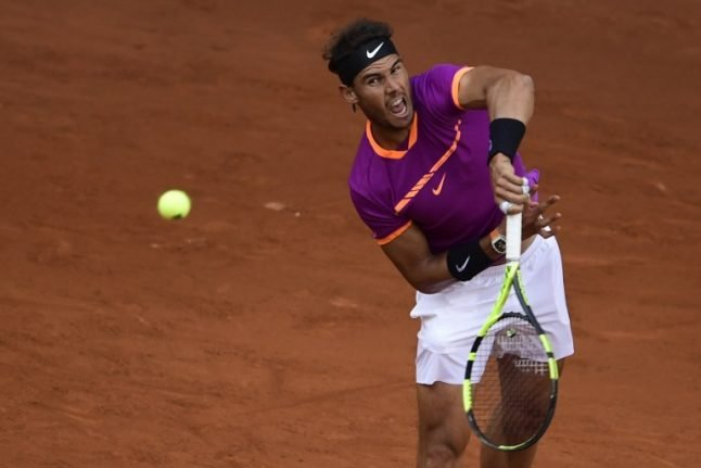 Rafa Nadal edges out Thiem to win fifth Madrid title