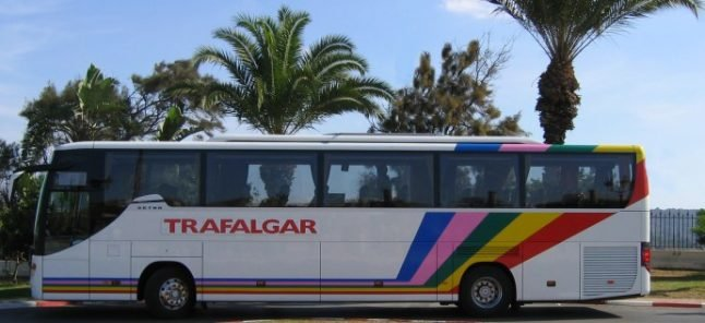 Boy travels 230km from Morocco to Spain clinging underneath bus
