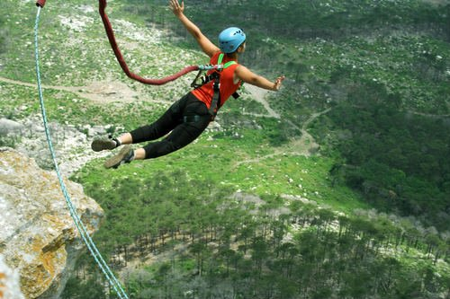 Bungee instructor's 'terrible English' blamed for girl leaping to death