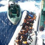 More than 8,000 migrants rescued in Med in just 48 hours