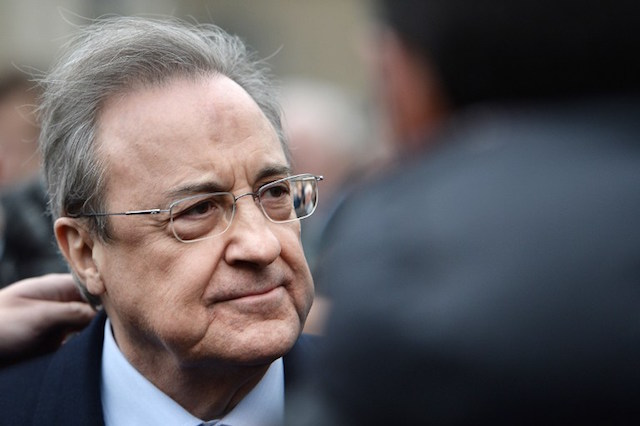 Football: Real Madrid call presidential election